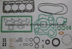 Reeks van uitstekende kwaliteit van de Pakking van de Dieselmotor D1703 van Kubota Bobcat de Volledige