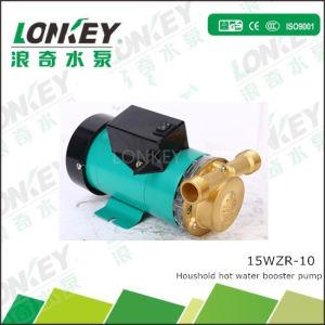 pompa di innesco d'amplificazione automatica dell'acciaio inossidabile della famiglia dell'acqua calda 90W
