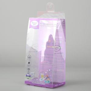 装飾的な包装のためのカスタムゆとりPVC/Pet/PPのプラスチックの箱