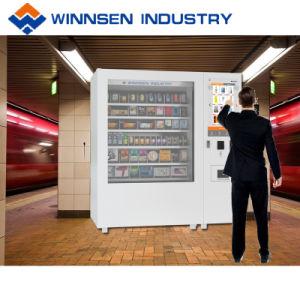 Winnsen Mini-Mart Máquina de Venda de venda do arroz de grãos de café alimento diário