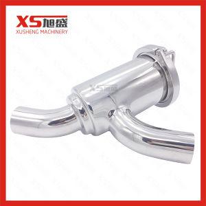 Aço inoxidável China SS304 Filtros 90 graus sanitárias Fabricação