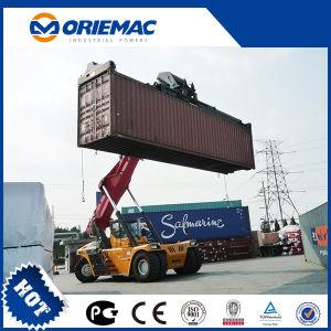 Sanyの国際規格の新しい45トンの容器の範囲のスタッカー