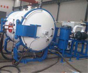 Alta temperatura do forno de tratamento térmico de Vácuo
