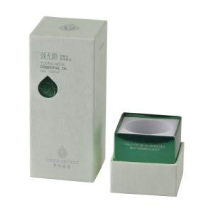Настраиваемый логотип подарочные коробки бумаги роскошные духи масло картон подарочной упаковки .