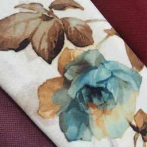 Tessuto del coperchio del sofà del plaid del jacquard del Brown