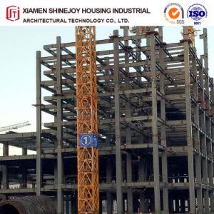Edificio de estructura de acero prefabricados para la casa