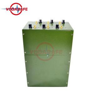 Beste Manpack Stoorzender /Blocker voor de Stoorzender van de UHF-radio CDMA/GSM/3G2100MHz/4glte Cellphone/VHF/, de Plannen van de Stoorzender van de Telefoon van de Cel