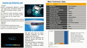 Alluminumの合金外科装置の外科ランプ(L125)