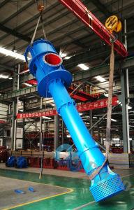 A bomba de circulação de água para a fábrica de energia