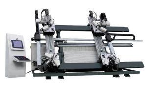 Coin Four-Head combinant machine CNC