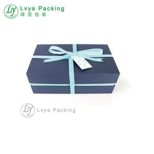 2017 het Nieuwe Vakje van de Gift van de Opslag van het Document van het Ontwerp Vouwbare Verpakkende