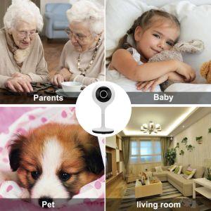 雲の記憶1080P CCTVの赤ん坊のモニタ無線IPのカメラ