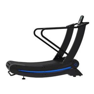 O uso comercial equipamentos de ginástica Esteira curvos