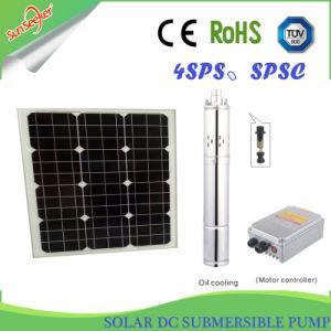 120m de la bomba solar con el Mejor Precio 3zs2.3/120 y 2m3/H