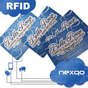 Graffiatura di basso costo fuori dalla scheda di plastica del regalo del PVC di rivestimento opaco del comitato con laminazione