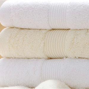 De euro Handdoeken van Collectionguestroom van het Hotel 100% ring-Gesponnen Katoen