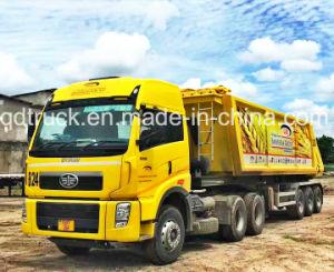380HP de Vrachtwagen van de tractor, de Vrachtwagen van de Aanhangwagen FAW (CA4322P2K15T1YA80)