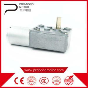 12V 3W Electric Motor dc con caja reductora para máquinas de bordar