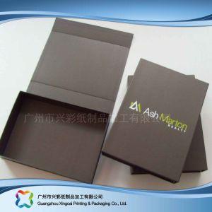 호화스러운 엄밀한 서류상 포장 선물 음식 보석 장식용 상자 (XC-hbg-014)