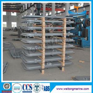 I portelli di alluminio marini spedicono il portello resistente agli agenti atmosferici di azione rapida