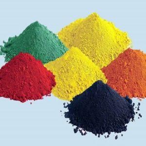 Het Pigment van het Oxyde van het ijzer, IjzerOxyde, Ijzerhoudend Oxyde