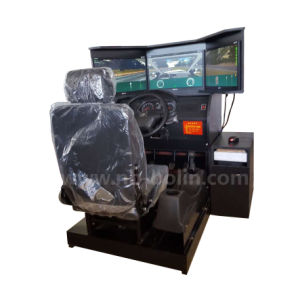 "22 ""Três LED Display Driving School Car Driving Simulator"