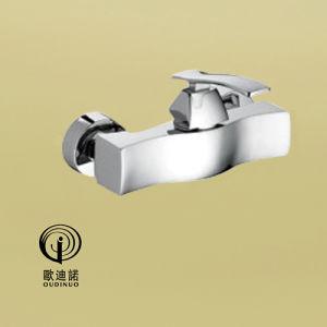 真鍮の物質的な単一のレバーの壁に取り付けられた台所ミキサー67518