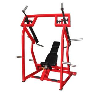 Macchina Iso-Laterale della costruzione di corpo della pressa della spalla, forma fisica della strumentazione di ginnastica