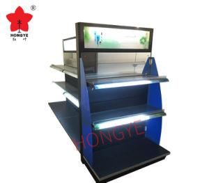 Affichage de lotion étagère avec voyant LED (HY-14)