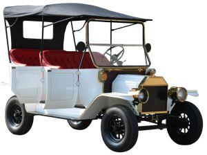 Fabricante Origianl 4 Vintage coche BUGGY ELÉCTRICO PASAJERO