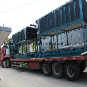 Bloc de glace de la machine commerciale (Shanghai) en usine