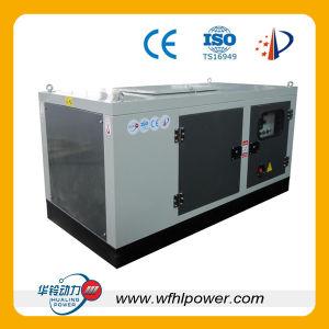 가정 사용을%s 30kw LPG 발전기