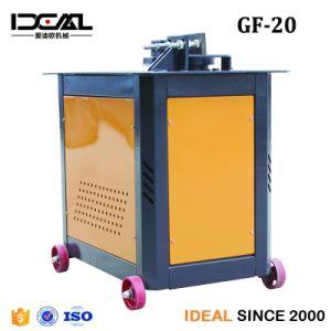 GF20 de Prijs van de Fabriek van de Buigende Machine van de Stijgbeugel van de Staaf van de digitale Controle