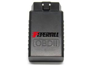 自動OBD-IIの欠陥コード読取装置及び診断走査のツール、黒いBluetooth