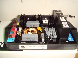 M16fa655A Automatic Voltage Regulator per Brushless Generator