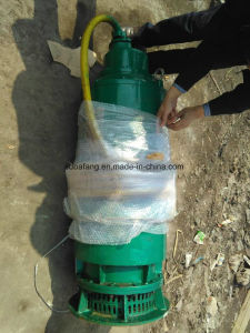 Mina Bqs Bqw/Tipo Deflagrantes Desilting de drenagem da bomba submersível