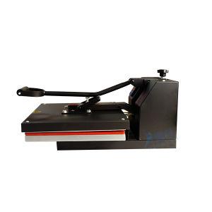 De Machine 38X38cm/15 '' x15 '', 40X50cm/16 '' x20 '', Machine van de Pers van de Hitte van Clamshell van de generatie van de Sublimatie van de Druk van de 40X60cm/16'' x24 '' de Populaire T-shirt