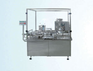 Orales Liquid/Solution/Syrup Filling und Capping/Sealing/Monoblock Machine