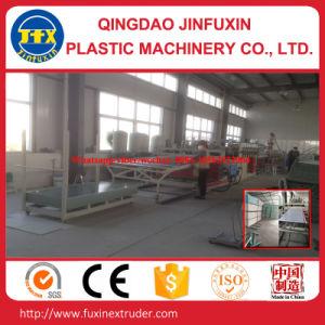 Le WPC Celuka Ligne de production de la plaque de mousse pour le mobilier d'administration