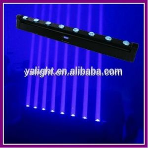 8 X 10W RGBW 4in1 LED Moving Beam Bar Light/LED Beam Bar Light/LED Moving Head
