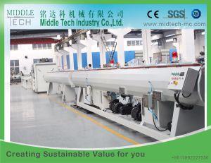 Máquina extrusora de U-PVC /la producción de tubería de PVC Línea de extrusión (16-630mm)