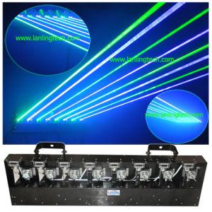 Гб перемещение головки лазерного света лазера шторки