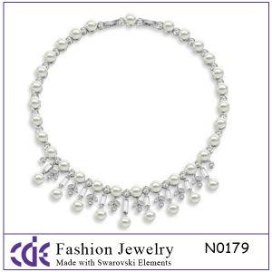 2013 Trendy Bruids Juwelen met de Parel cde-N0179 van Shell