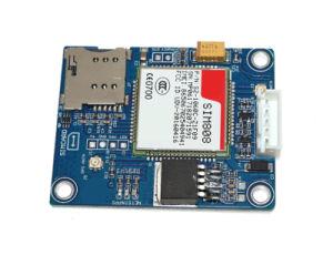 Placa de Desenvolvimento do módulo808 SIM SMS de banda quádrupla GSM Módulo GPS GPRS Vq2223-6