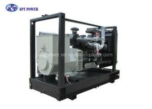 Lovol 100 kVA Groupe électrogène Diesel silencieux 80kw Groupe électrogène 400V