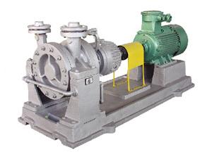 API BB2 pompe centrifuge de l'huile pluriétagé (AY) , adapté pour la pétrochimie