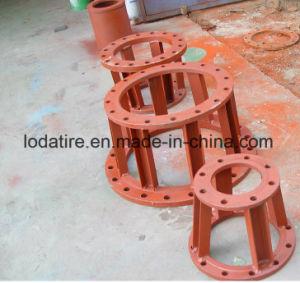 160t固体タイヤのための油圧フォークリフトの固体タイヤの出版物