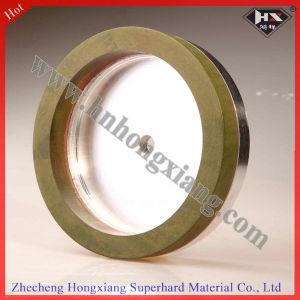 Roda de forma de copo de moagem de diamante de resina de alta qualidade