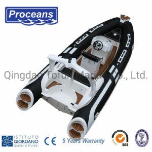 5.8M/19pies/PVC Hypalon costilla Barco/Power Boat/barco de motor/velocidad/barco barco de pesca