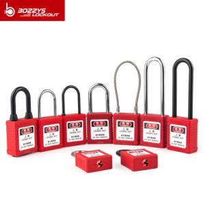 Cadeado de segurança com chaves mestras para Equipamentos Industriais Lockout